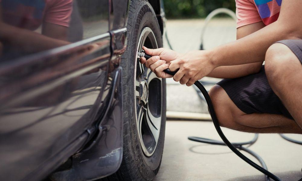How to Check Your Tire Pressure the Right Way